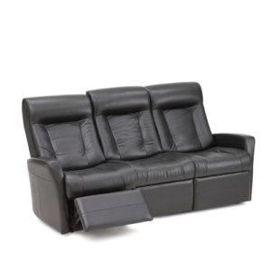 Banff II Leather Sofa