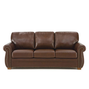Blanco Leather Sofa