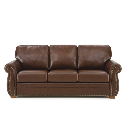 Blanco Leather Sleeper