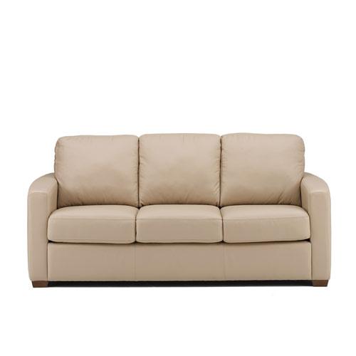 Carlten Leather Sofa