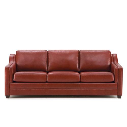 Corissa Leather Sofa