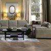 Lanza Sofa Gray Room