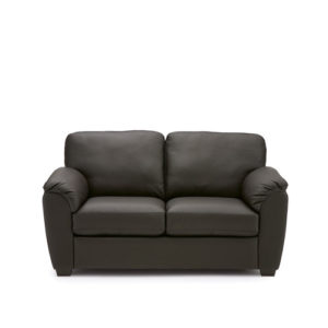 Lanza Leather Sofa