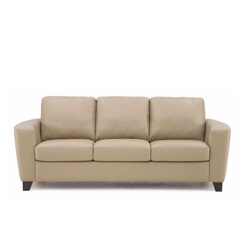 Leeds Leather Sofa