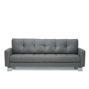 Ocean Drive Leather Sofa
