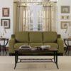 Reed Sofa Room Green