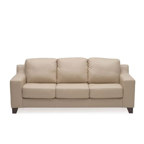 Reed Leather Sofa