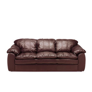 Shanelle Leather Sofa