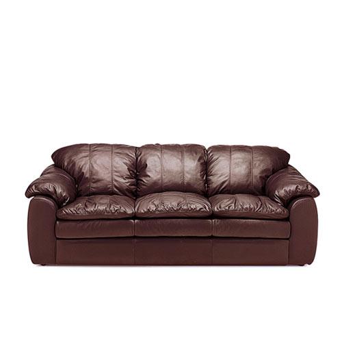 Shanelle Leather Sofa
