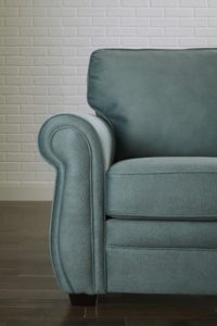 Viceroy Leather Sofa Detail