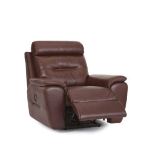 read more arlington leather recliner