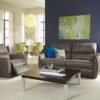 Arlo Leather Recliner Room