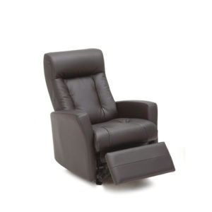 Banff II Leather Recliner