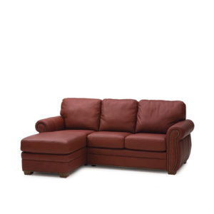 Blanco Leather Sectional