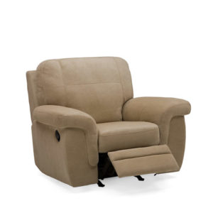 Brunswick Leather Recliner