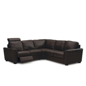 Embrace Leather Sectional