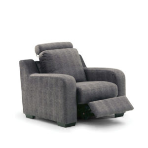 Flex Leather Recliner