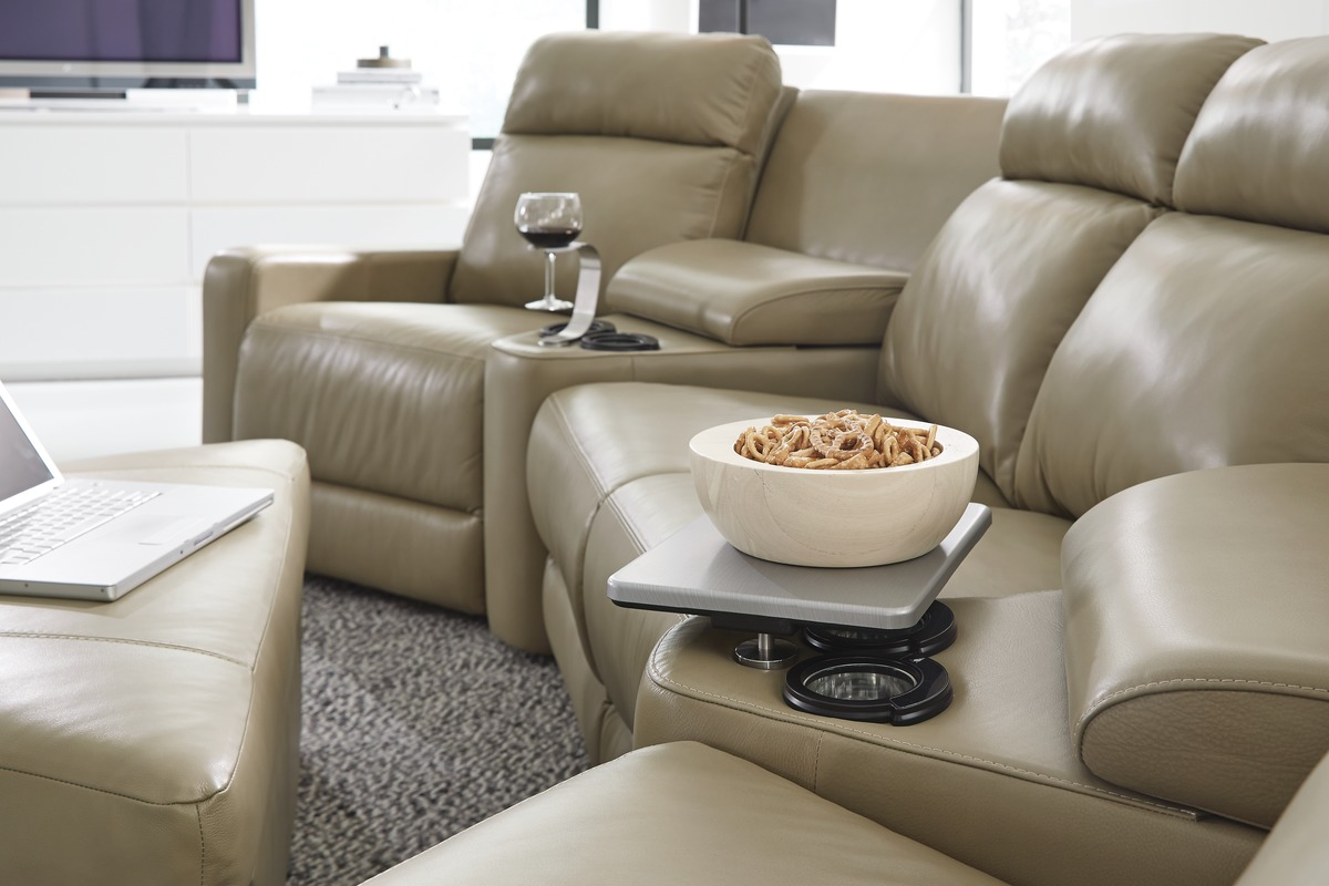 Forest Hill Home Theater Seating 183 Leather Express Furniture