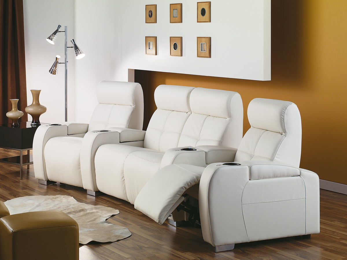 Indianapolis Home Theater Seating · Leather Express Furniture