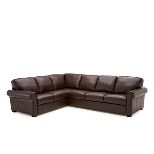 Magnum Leather Sectional