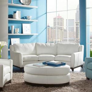 Pisa Leather Sofa