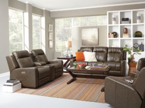 Redwood Home Theater Seating Room