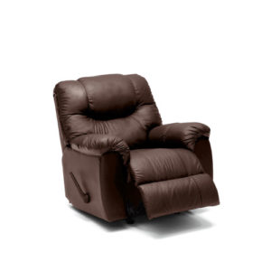 Regent Leather Recliner