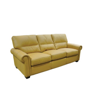 Regent Leather Sofa