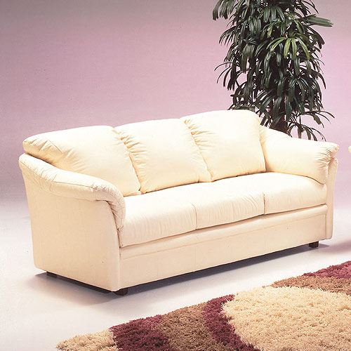 Salerno Leather Sofa
