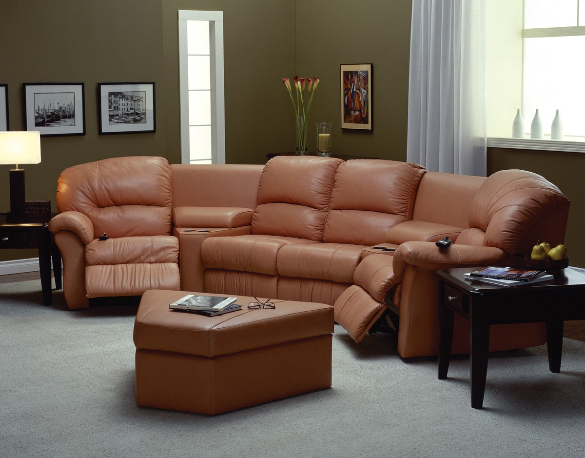 Tracer Home Theater Seating Leather Express Furniture