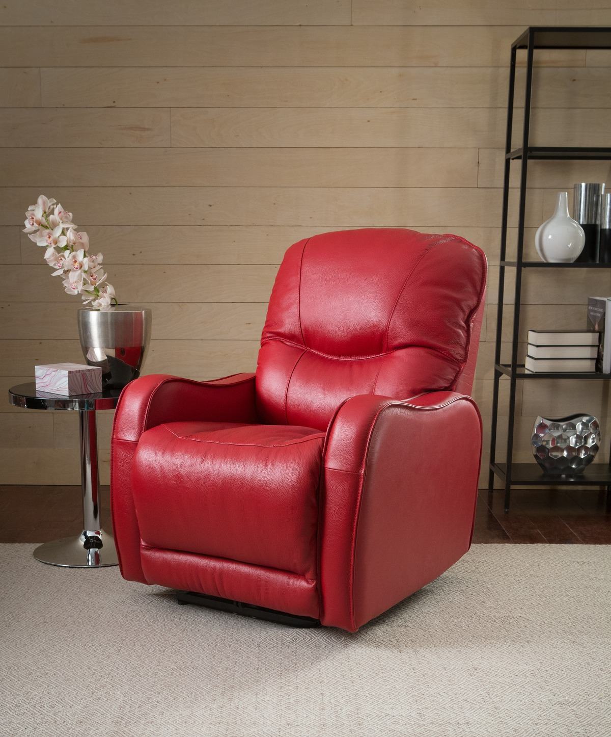 Yates Leather Recliner · Leather Express Furniture