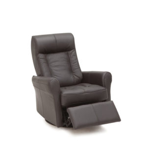 Yellowstone Leather Recliner