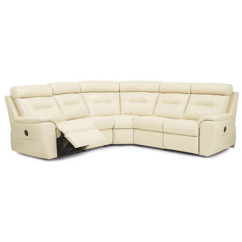 Arlington Leather Sectional by Palliser