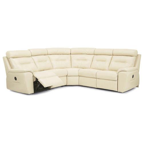 Arlington Leather Sectional by Palliser