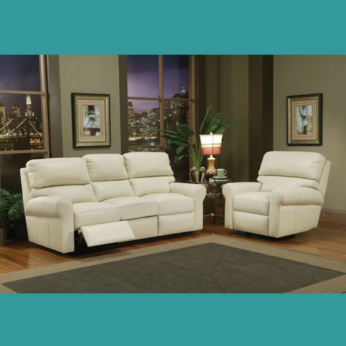 Brookfield Leather Reclining Furniture