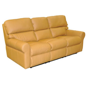 Brookhaven reclining Leather Furniture by Omnia