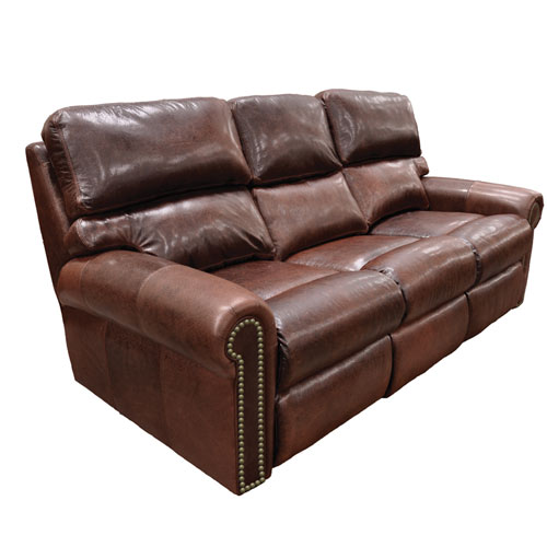Connor by Omnia Leather Reclining Furniture