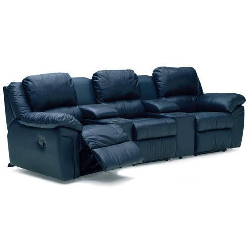 Daley Reclining Leather Furniture