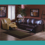 Venetian Leather Reclining Furniture