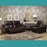 Taviano Leather Reclining Furniture