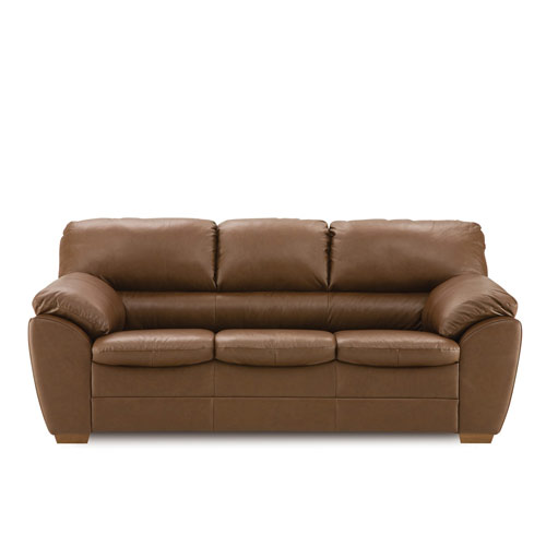 Faron Leather Sofa