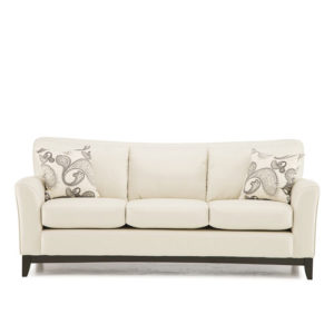 India Sofa White