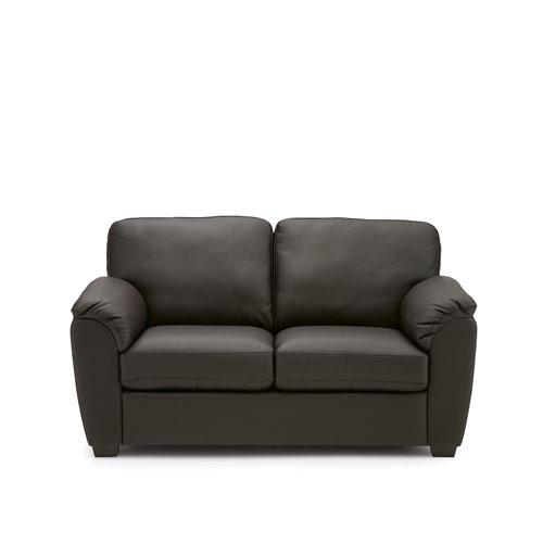 Lanza Leather Sofa