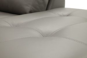 Seattle Leather Sofa Detail