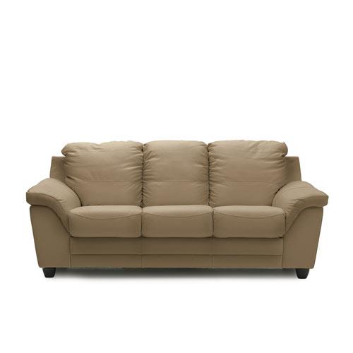 Sirus Leather Sofa