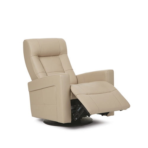 Chesapeake Leather Recliner