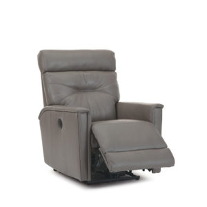 Denali Leather Power Rocker Recliner