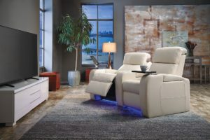 Flicks Home Theater Seating