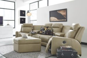 Forest Hill Leather Recliner Room