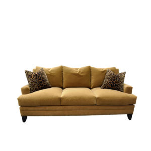 Glendora Leather Sofa